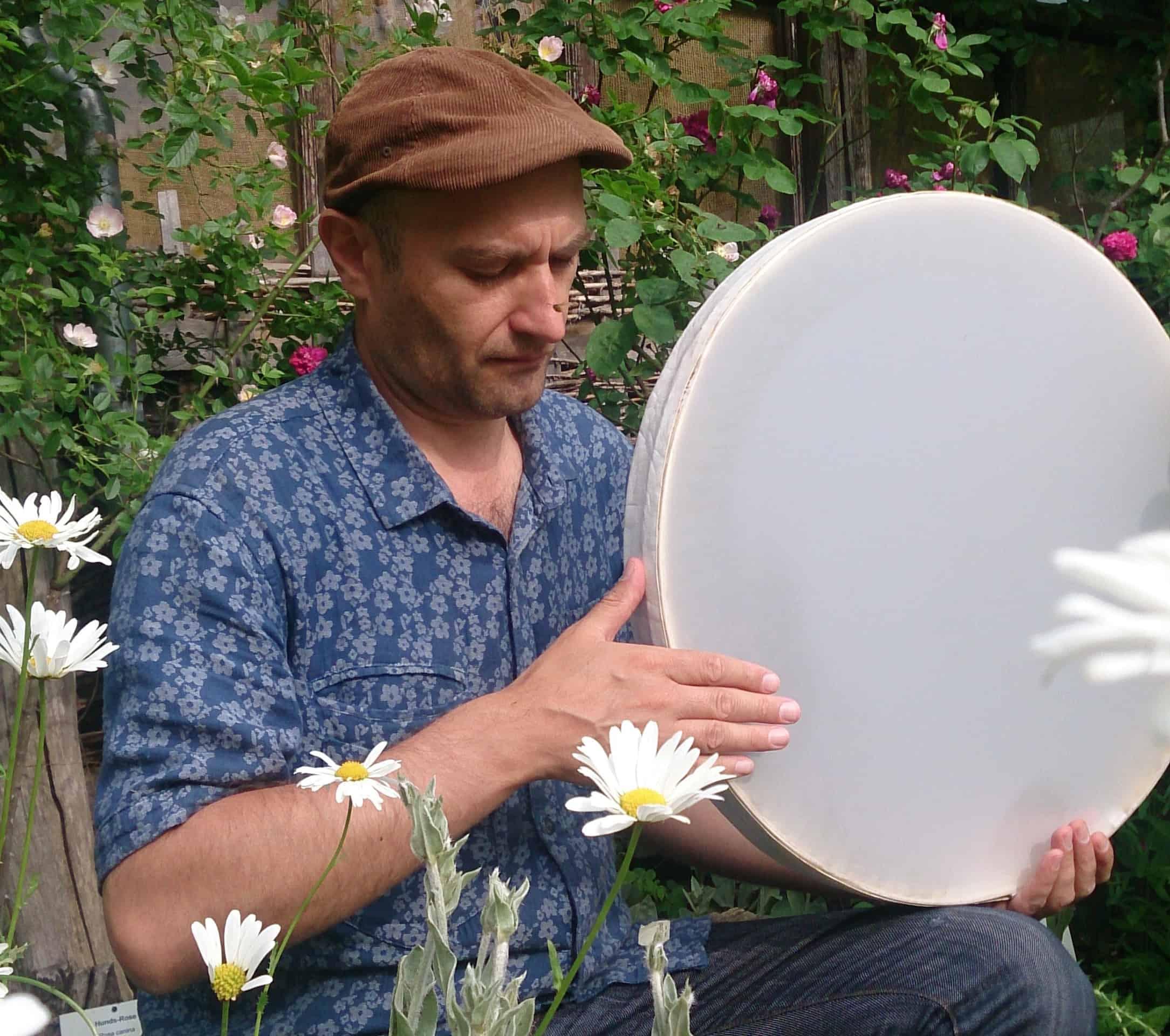 Lebendiges Herz - den inneren Garten zum blühen bringen