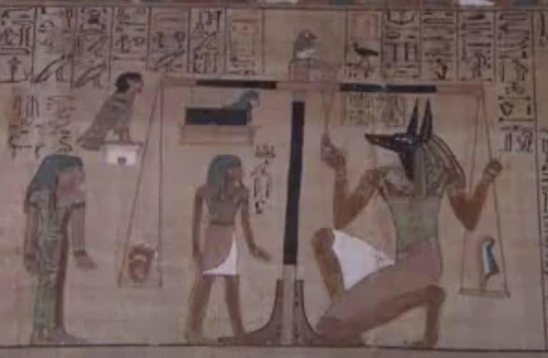 Das Herz bei den Ägyptern